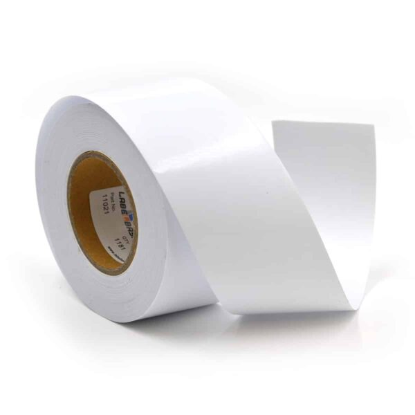 "2"" Continuous Glossy Inkjet Label Roll"