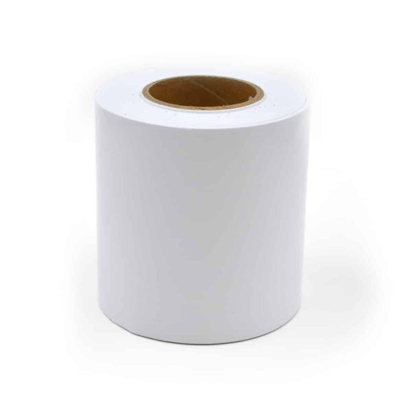 "4"" Continuous Glossy Inkjet Label Roll"