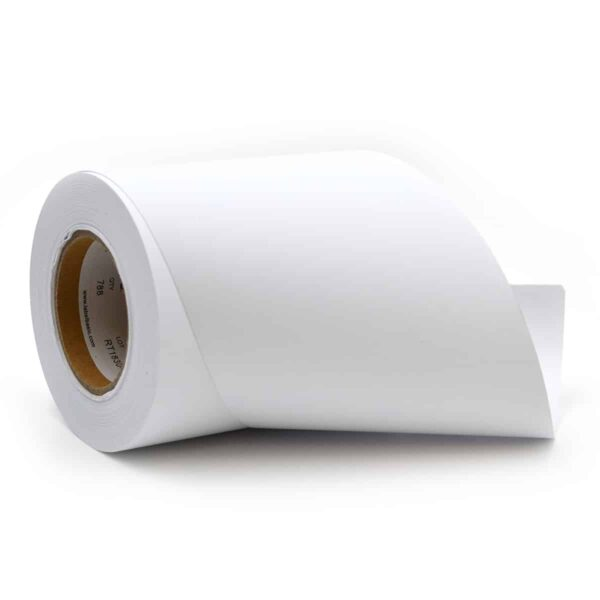 "4"" Continuous Matte Inkjet Label Roll"