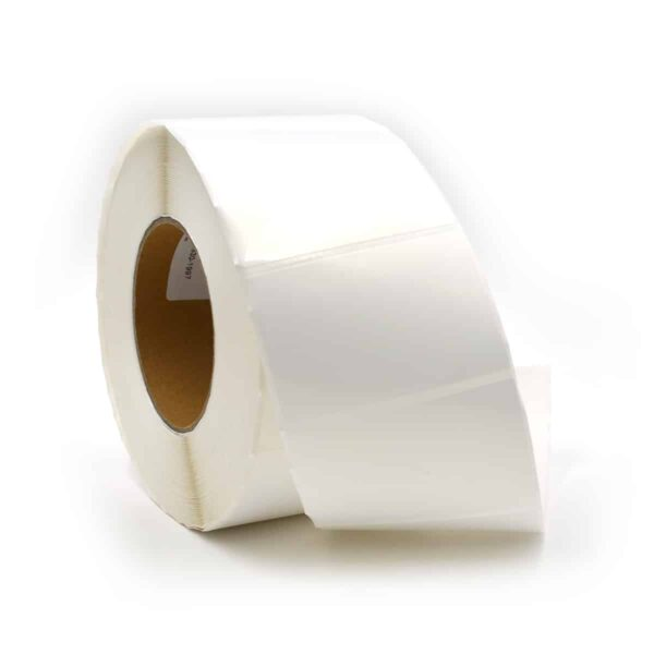 "3"" x 2"" Glossy Polypropylene Inkjet Label Roll"