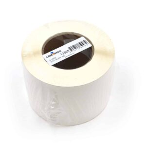 "4"" x 6"" Glossy Polypropylene Inkjet Label Roll"