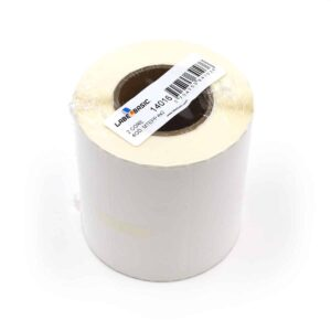 "4"" x 2"" Matte Polypropylene Inkjet Label Roll"