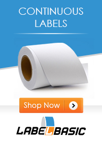 Buy Continuous Labels at LabelBasic