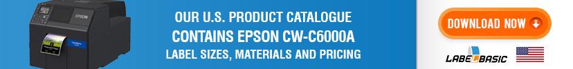 LabelBasic Epson C6000 Product Catalogue