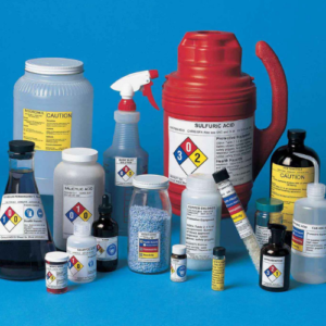 Chemical BS5609 Labels