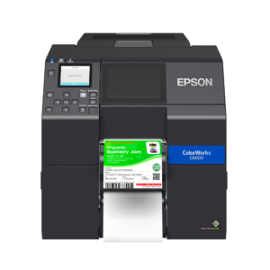 Shop Epson ColorWorks CW-6000P at LabelBasic