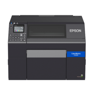 Shop Epson CW-C6500A Color Label Printer at LabelBasic