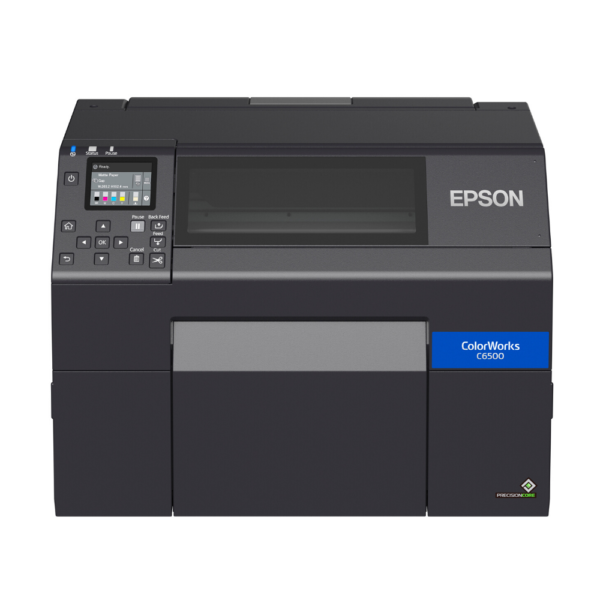 Shop Epson CW-C6500A Color Label Printer at LabelBasic