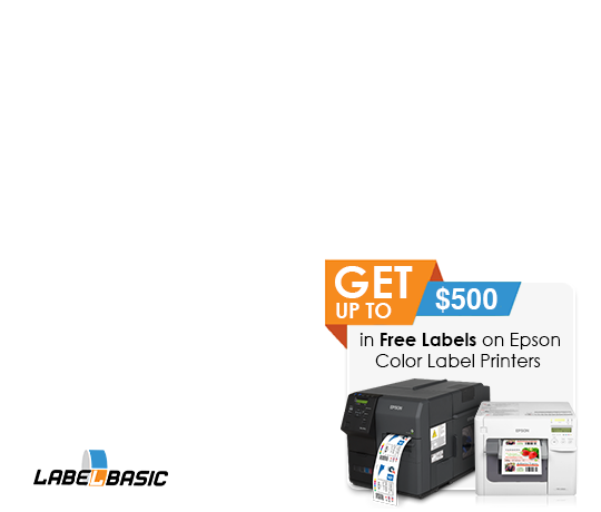 LabelBasic sells Epson Color Label Printers