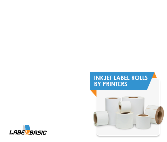 Inkjet Label Rolls by Printers