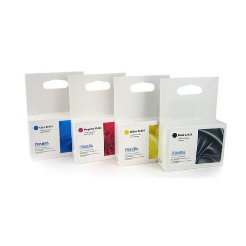 LabelBasic Sells 53428 LX900 RX900 CMYK Multi-Pack High Yield Ink Cartridge