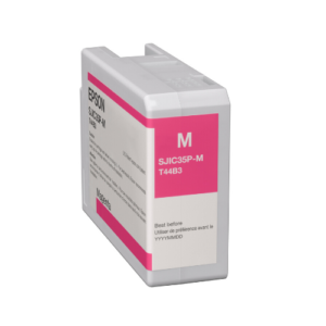 LabelBasic Sells Epson CW-C6000C6500 Magenta Ink Cartridge SJIC35P