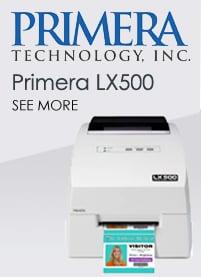 Shop Primera LX500 Label Rolls at LabelBasic
