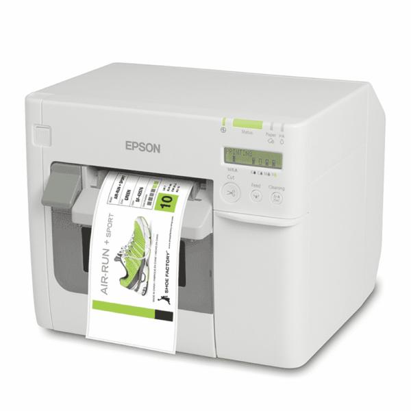 Shop Epson C3500 ColorWorks at LabelBasic