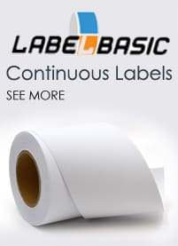Buy LabelBasic Continuous Labels